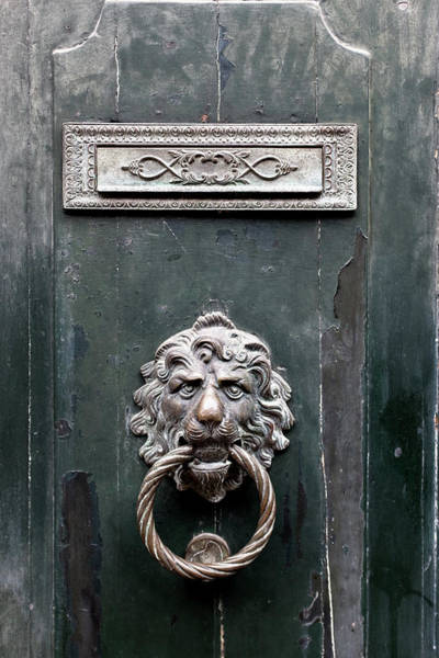 Photograph - Venice Door by Georgia Fowler