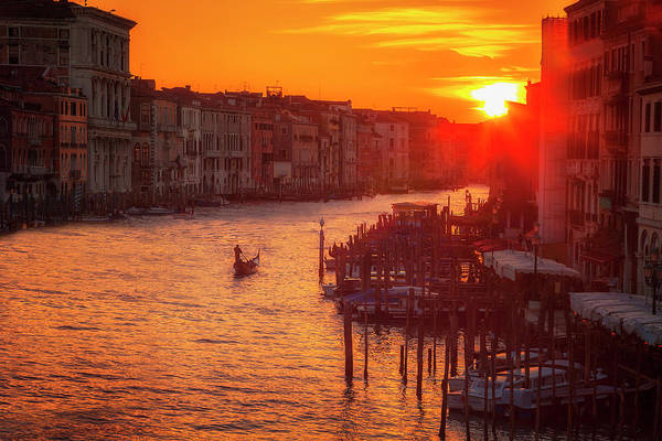 Wall Art - Photograph - Venice Dreams by Andrew Soundarajan