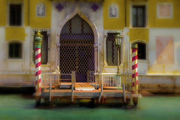 Wall Art - Photograph - Venice Entrance by Andrew Soundarajan