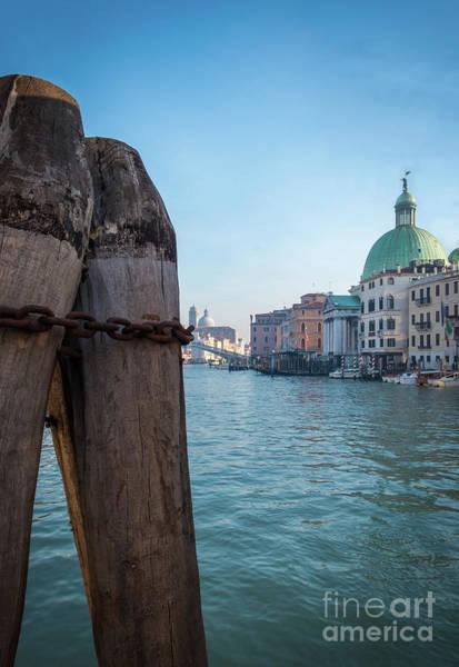 Photograph - Venice Grand Canal by Marina Usmanskaya