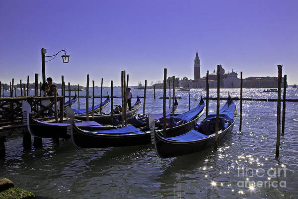 Wall Art - Photograph - Venice Is A Magical Place by Madeline Ellis