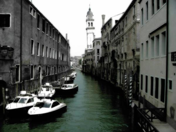 Apostolic Palace Wall Art - Mixed Media - Venice Italy 1c by Brian Reaves