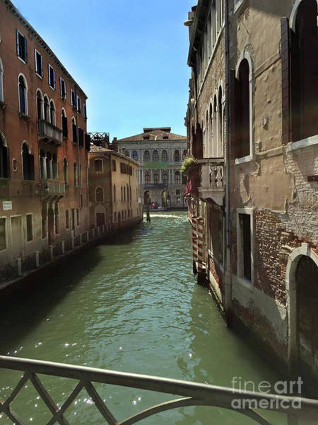 Photograph - Venice - Italy by Doc Braham