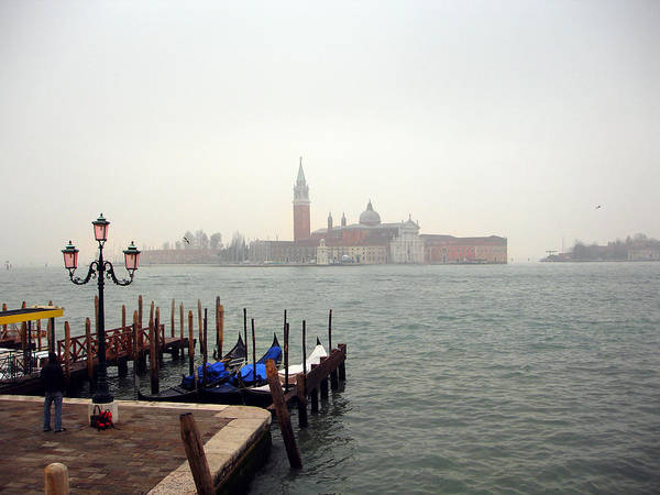 Photograph - Venice by Jed Holtzman