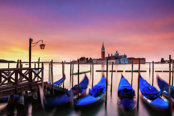Wall Art - Photograph - Venice Morning by Andrew Soundarajan