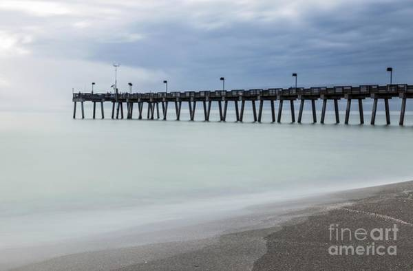 Photograph - Venice Pier by Karin Pinkham