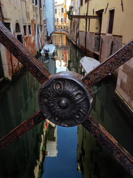 Photograph - Venice Reflections by Marina Usmanskaya