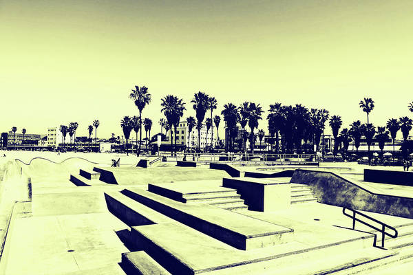 Wall Art - Photograph - Venice Skate Park by Pixabay