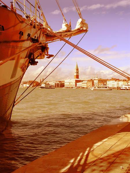 Wall Art - Photograph - Venice Vii by Rodika George