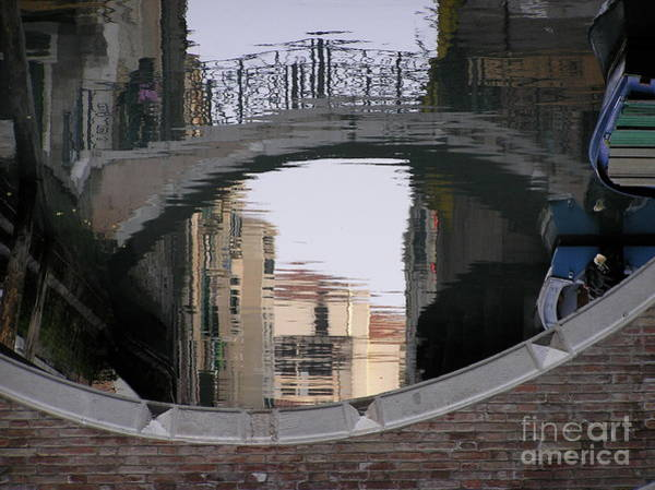 Photograph - Venicebridge by Mary Kobet