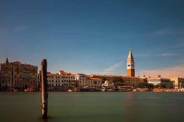Wall Art - Photograph - Venice's St. Mark's by Andrew Soundarajan