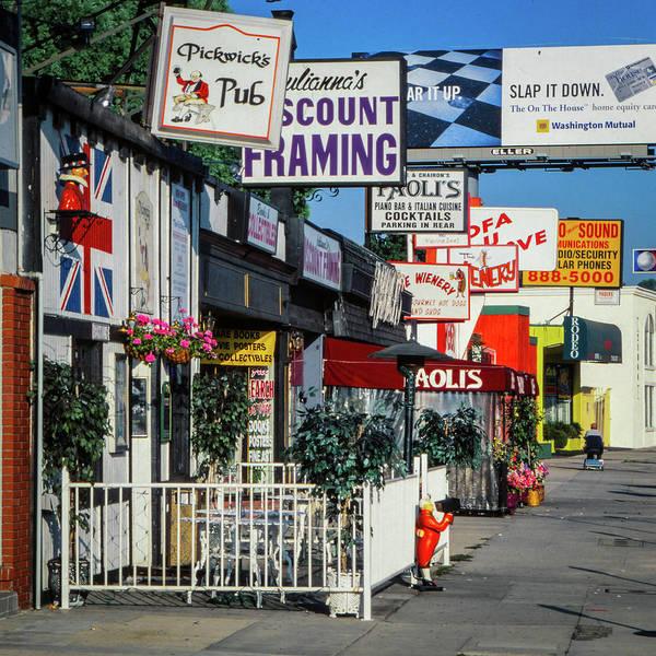 Photograph - Ventura Blvd - Woodland Hills by Samuel M Purvis III