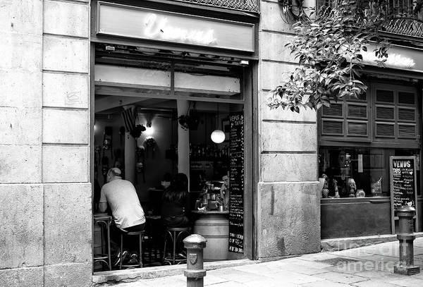 Photograph - Venus In Barcelona by John Rizzuto