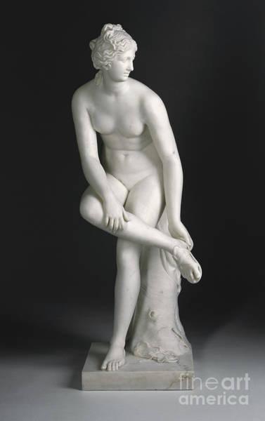 Wall Art - Sculpture - Venus by Joseph Francis Nollekens