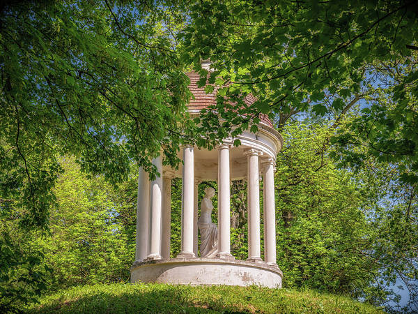 Photograph - Venus Temple by Framing Places