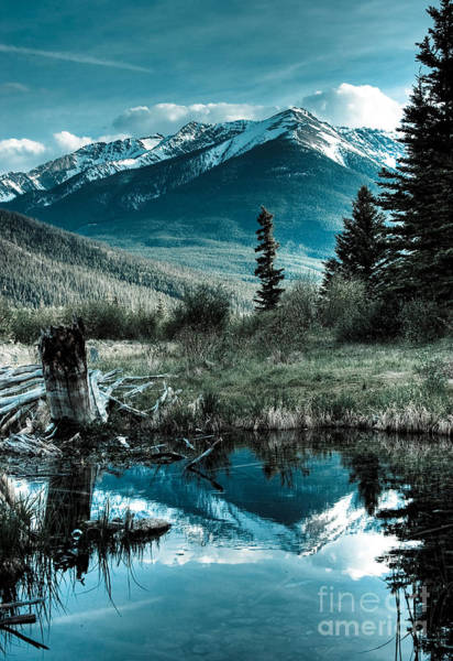 Photograph - Vermillion Lake by Levin Rodriguez