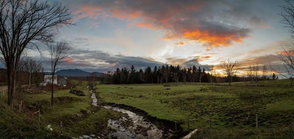 Photograph - Vermont Sunset by Natalie Rotman Cote