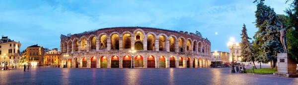 Photograph - Verona Arena by Fabrizio Troiani