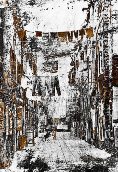 Colour Mixed Media - Verona Italy by Frank Tschakert