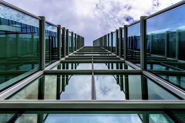Photograph - Vertical Horizon by Randy Scherkenbach