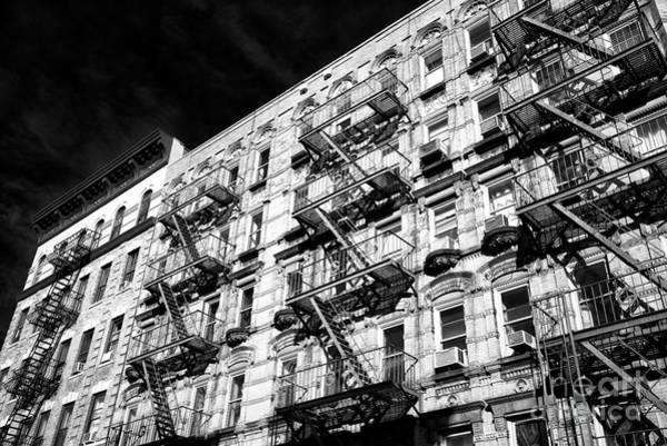 Photograph - Vertical Village by John Rizzuto