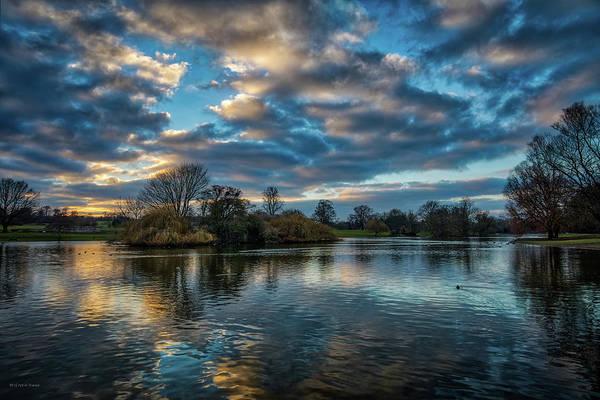 Photograph - Verulamium Park by Ross Henton