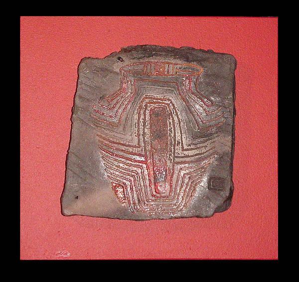 Sculpture - Vessel Of Ahmoret by Bates Clark