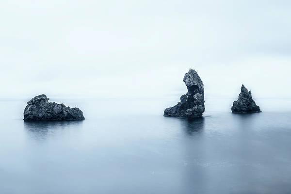 Troll Photograph - Vestmannaeyjar - Iceland by Joana Kruse