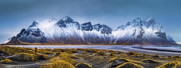 Photograph - Vestrahorn Photographer by Mihai Andritoiu