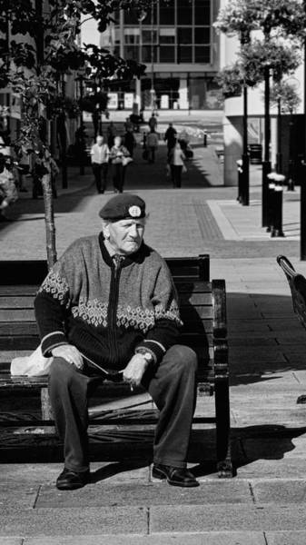 Photograph - Veteran by Pedro Fernandez