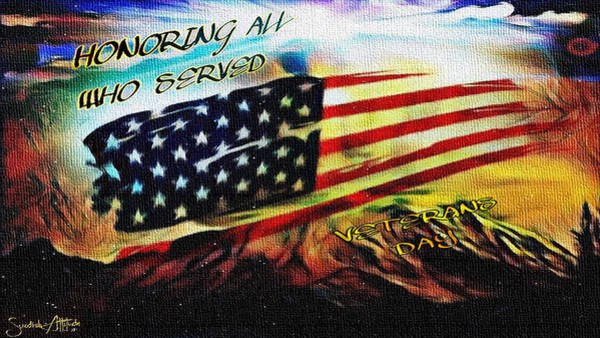 Veterans Day Art Print