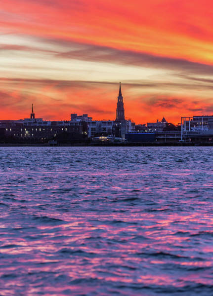 Photograph - Vibrant Charleston  by Donnie Whitaker