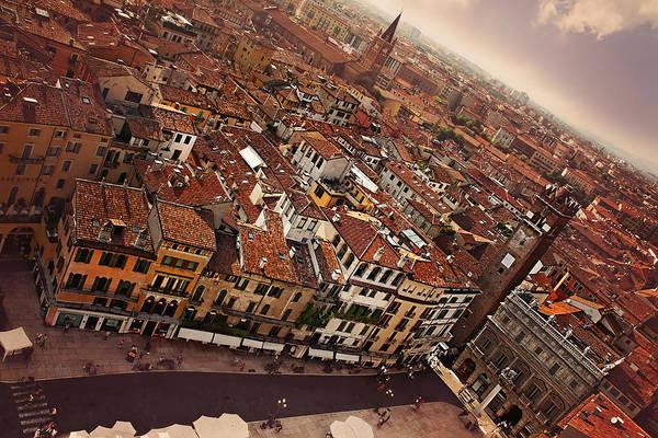 Wall Art - Photograph - Vibrant Verona by Carol Japp