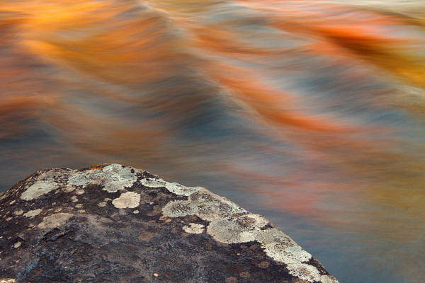 Photograph - Vibrant Waters by Heather Kenward