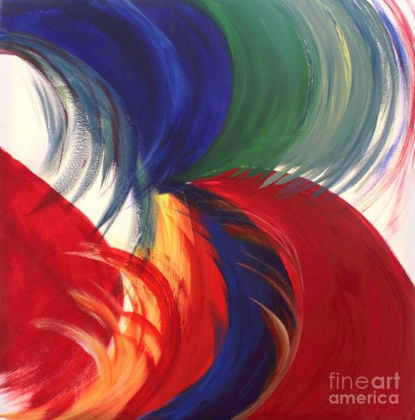 Painting - Freedom by Sarahleah Hankes