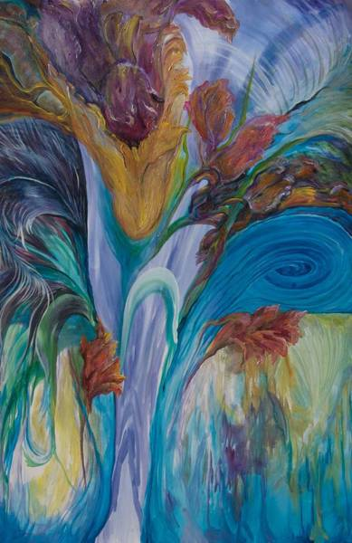Painting - Vibrations by Virginia Bond