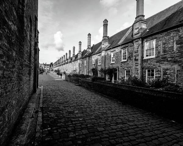 Photograph - Vicars Close Wells B by Jacek Wojnarowski
