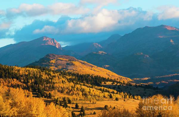 Photograph - Victor Colorado Autumn by Steve Krull