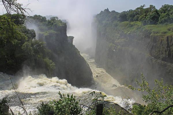 Photograph - Victoria Falls by Tony Murtagh