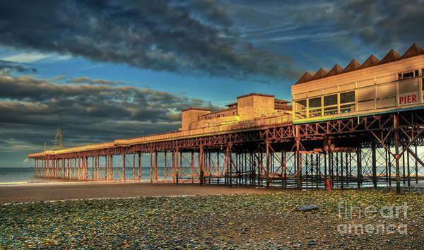 Photograph - Victoria Pier 1899 by Adrian Evans