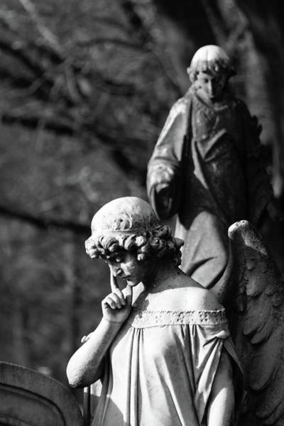Photograph - Victorian Angels by James L Bartlett