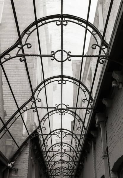 Victorian Glass Roof Art Print