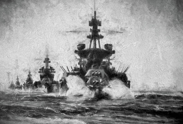 Photograph - Victory At Sea by JC Findley