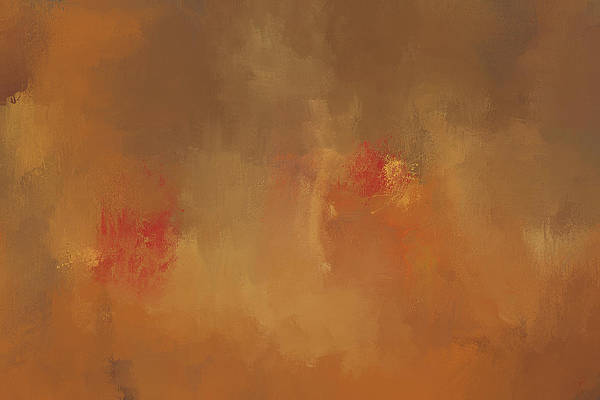 Painting - Victory Autumn Abstract Painting by Jai Johnson