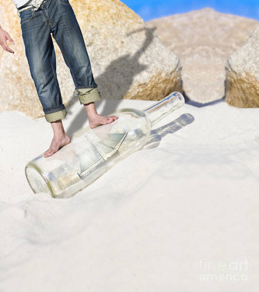 Balancing Rocks Photograph - Victory by Jorgo Photography - Wall Art Gallery