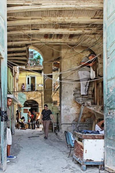 Photograph - Vida De La Ciudad by Dawn Currie
