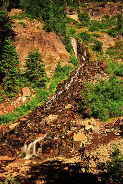 Photograph - Vidae Falls by Greg Norrell