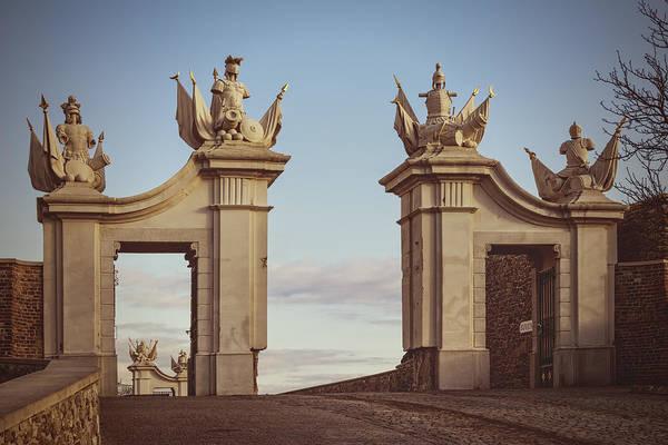 Photograph - Vienna Gate Bratislava Castle by Joan Carroll