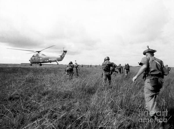 Army Air Corps Photograph - Vietnam War by American School