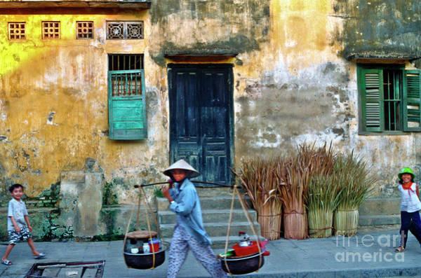 Photograph - Vietnamese Street Food Sound by Silva Wischeropp